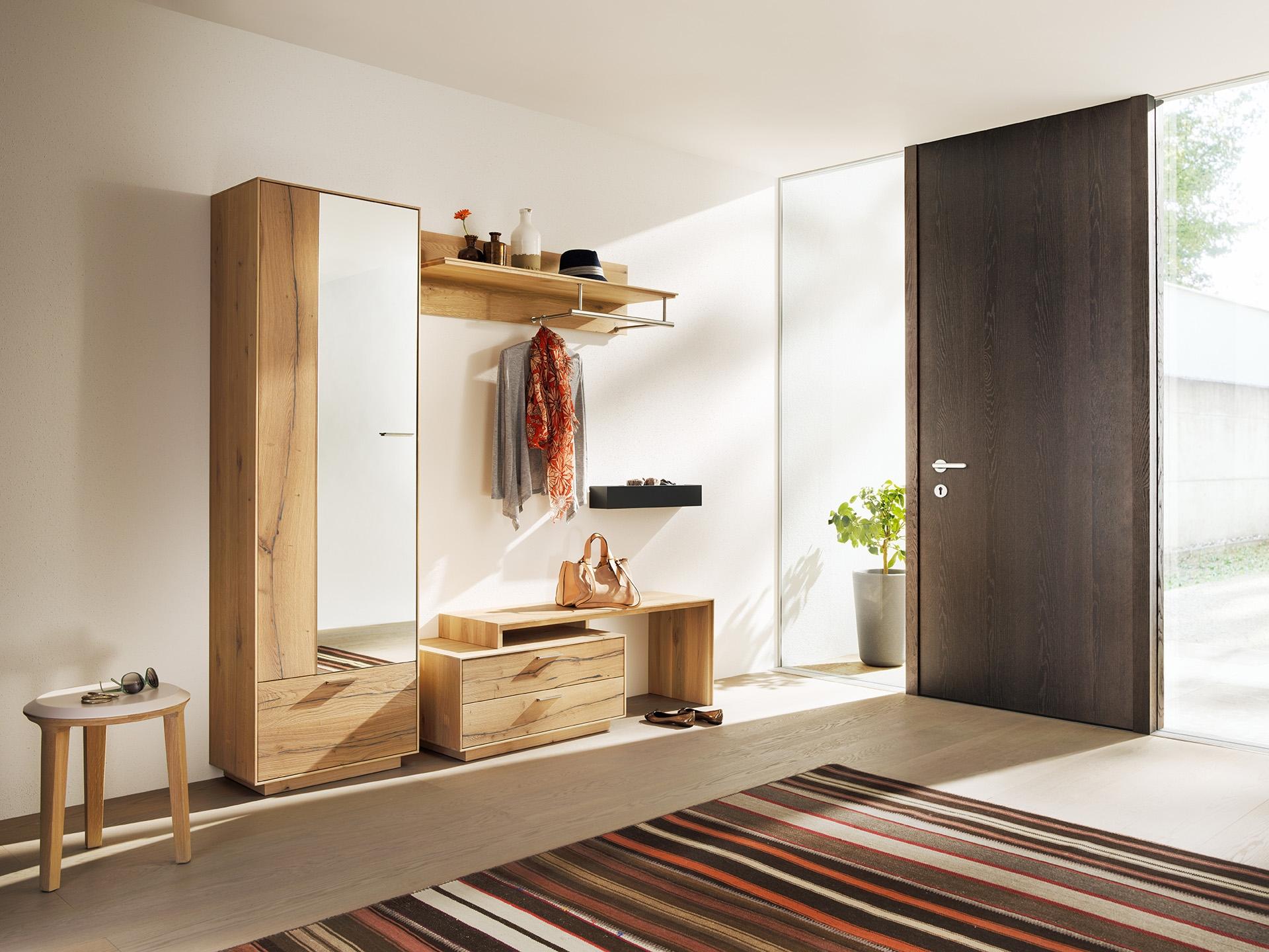 Vorzimmer einrichtung kaufen bei jowi m bel for Garderobe platzsparend
