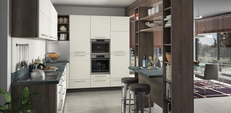 Relativ Küche planen und kaufen nahe Kirchdorf mit Jowi Möbel FT35
